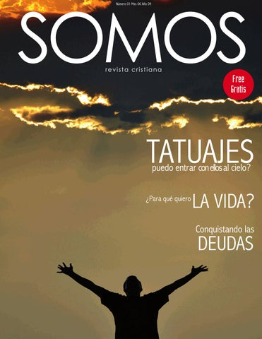 Revista Cristiana SOMOS – Número 01 Mes 06 Año 09