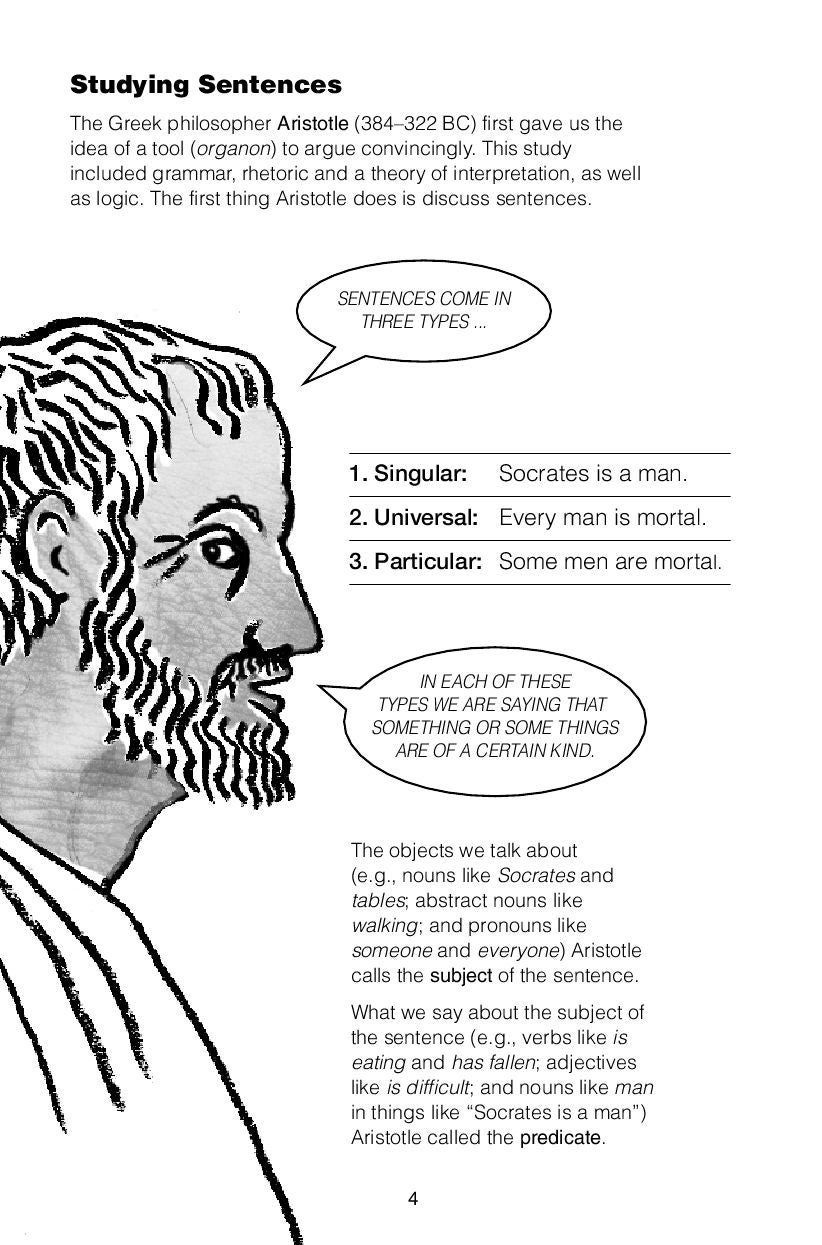 Introducing Aristotle A Graphic Guide