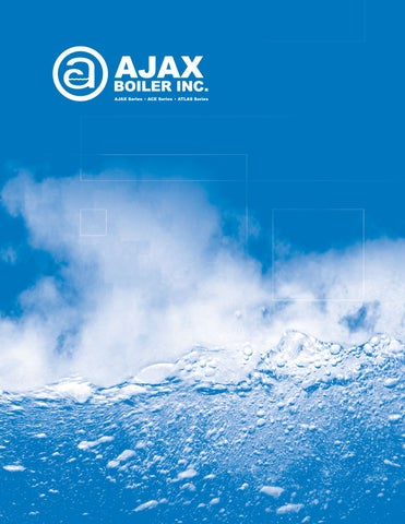 Ajax Boiler: Marketing Brochure