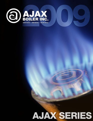 2009 product catalog ajax series by ajax boiler inc issuu page 1 publicscrutiny Images