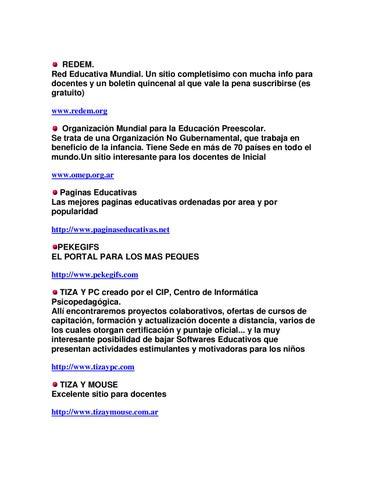 Material para trabajar con la Pizarra Digital by Graciela Bertancud ...