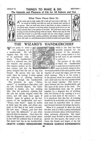 The Childrens Encyclopedia Ed Arthur Mee Volume 1 P121 358