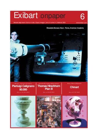 newest collection c0da6 32454 Exibart.onpaper Mensile degli eventi dâ  x20AC   x2122 arte in Italia    Copia omaggio   anno II numero 4   febbraio 2003