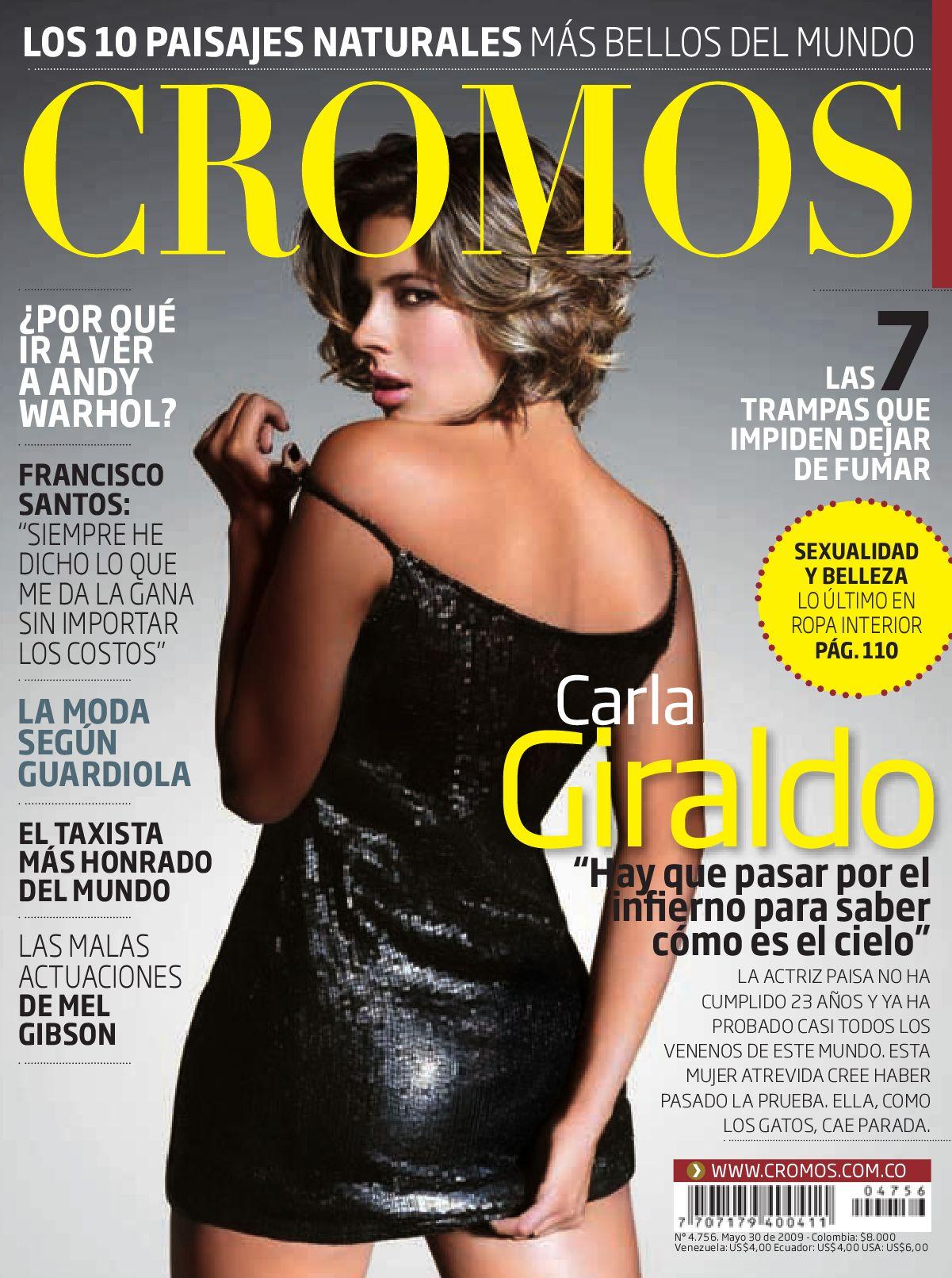 Revista Cromos edición 4756 by Cromos.com.co - issuu