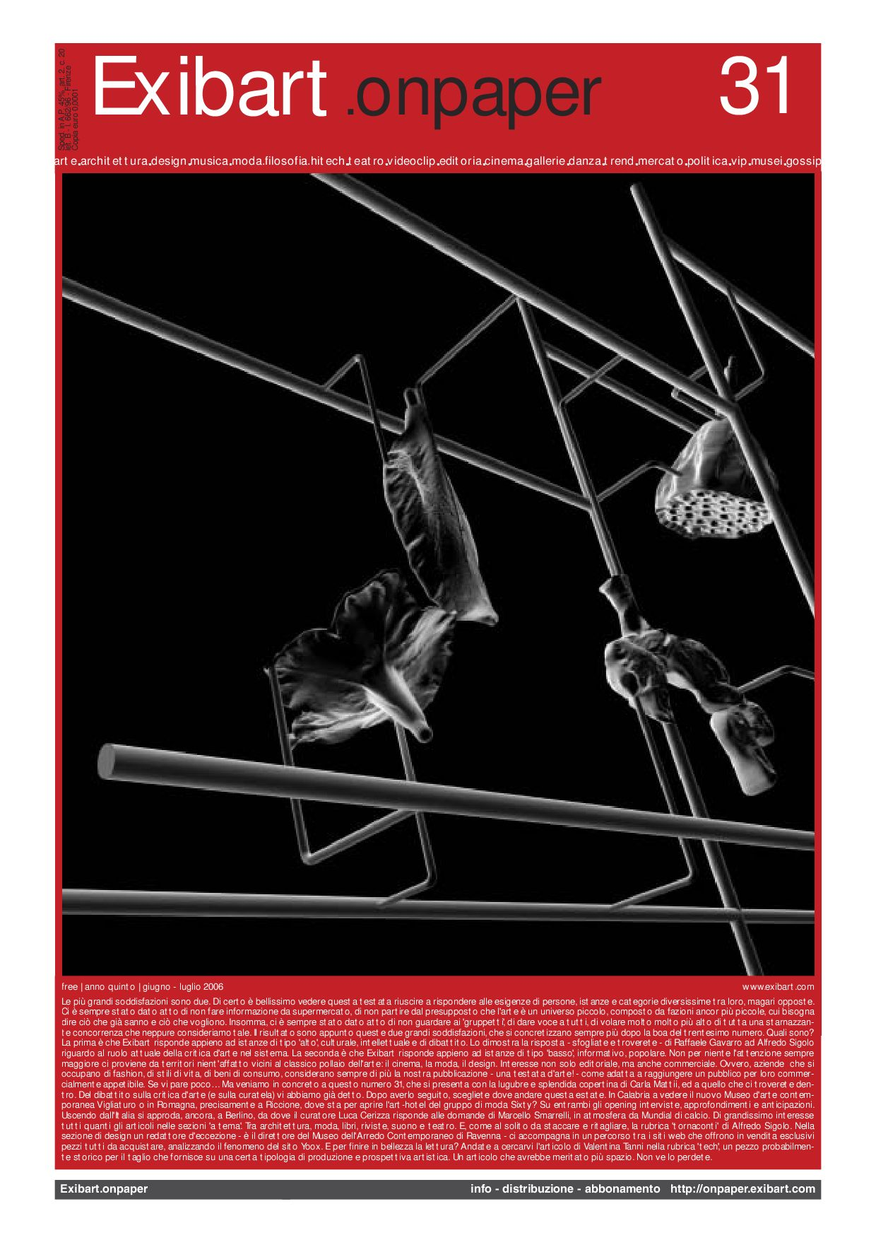 Exibart.onpaper n.31 by Exibart srl - issuu 61269a41f3c