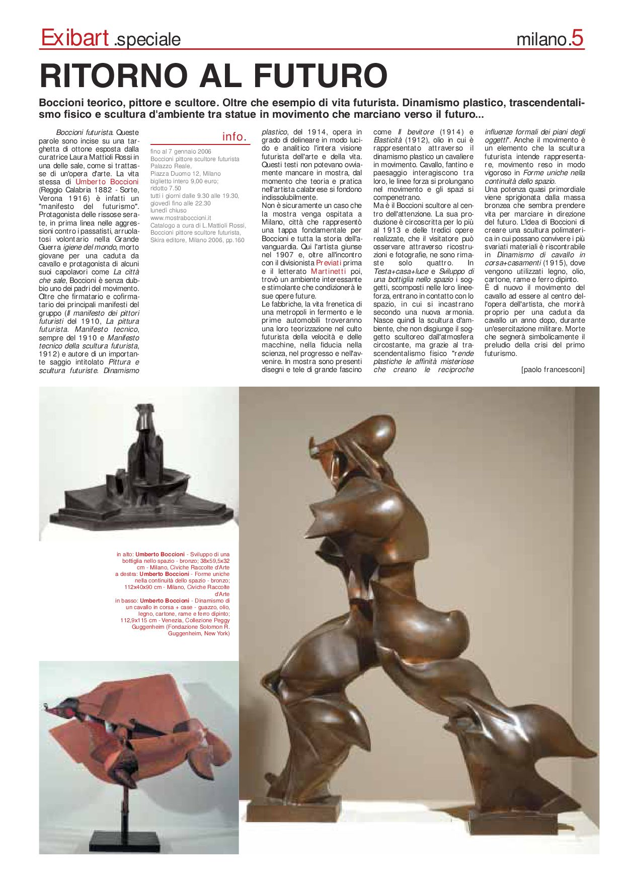 wholesale dealer fbf9a e6dfc Exibart.onpaper n.36 by Exibart srl - issuu