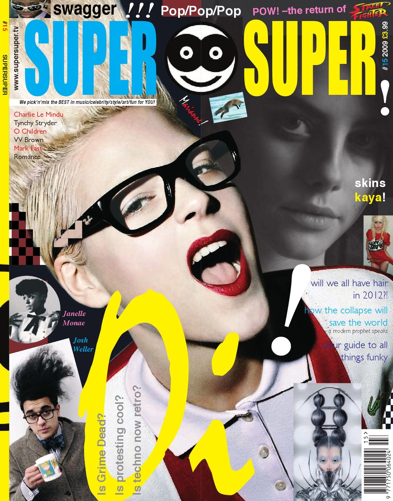 8e3a42517c SS 15 by SUPERSUPER - issuu
