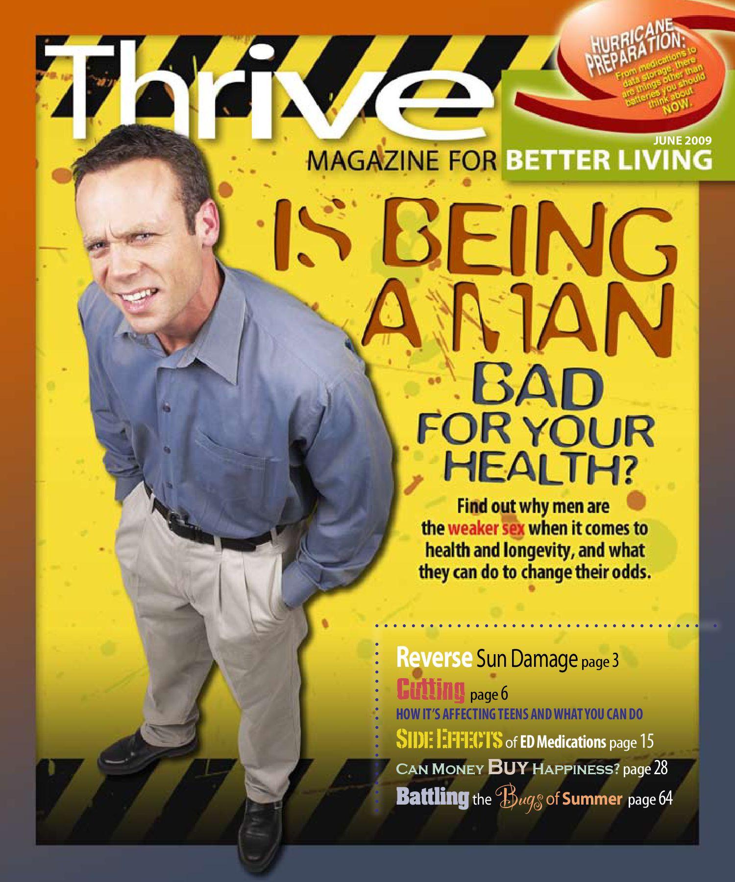 June 2009 Thrive Issue by Thrive Magazine issuu