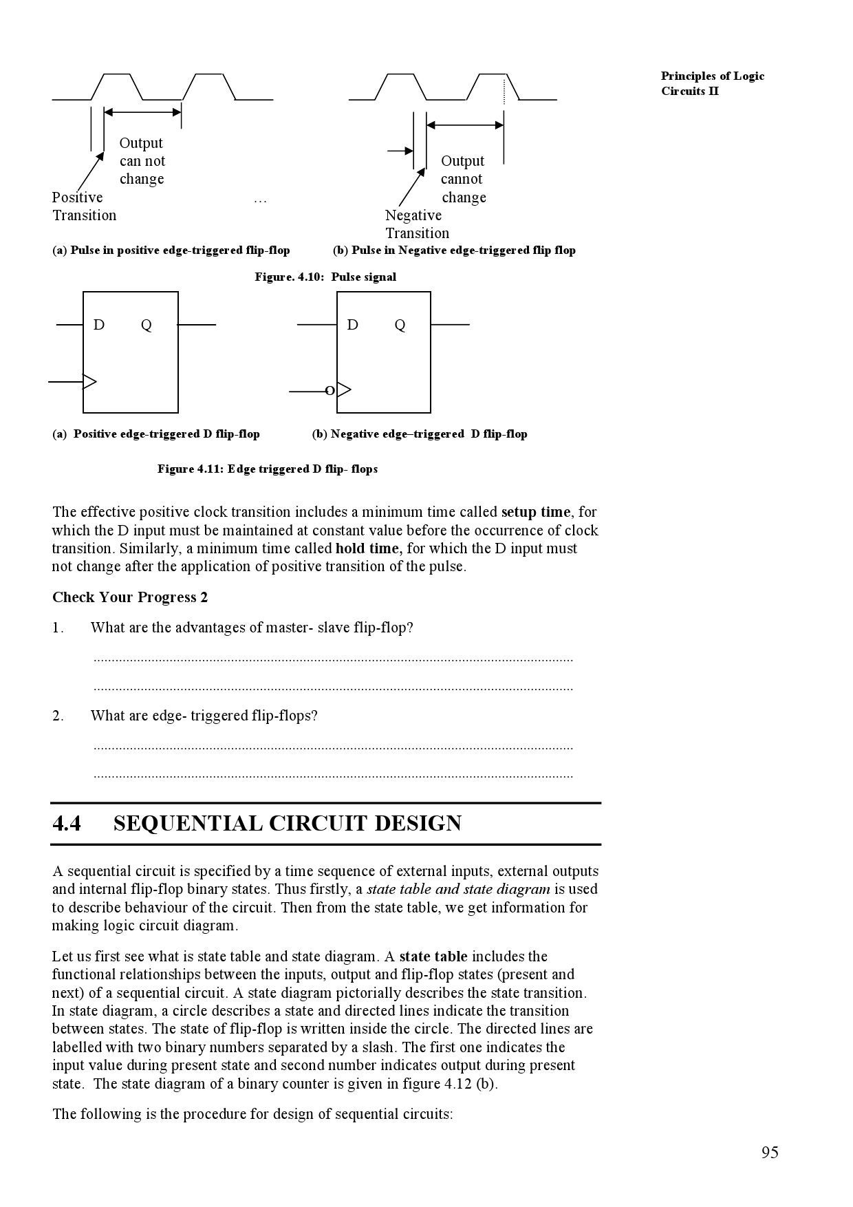Mcs 012 Computer Organization And Assembly Language Programming D Ff Circuit Diagram Block 1 By Ignou Mca Issuu