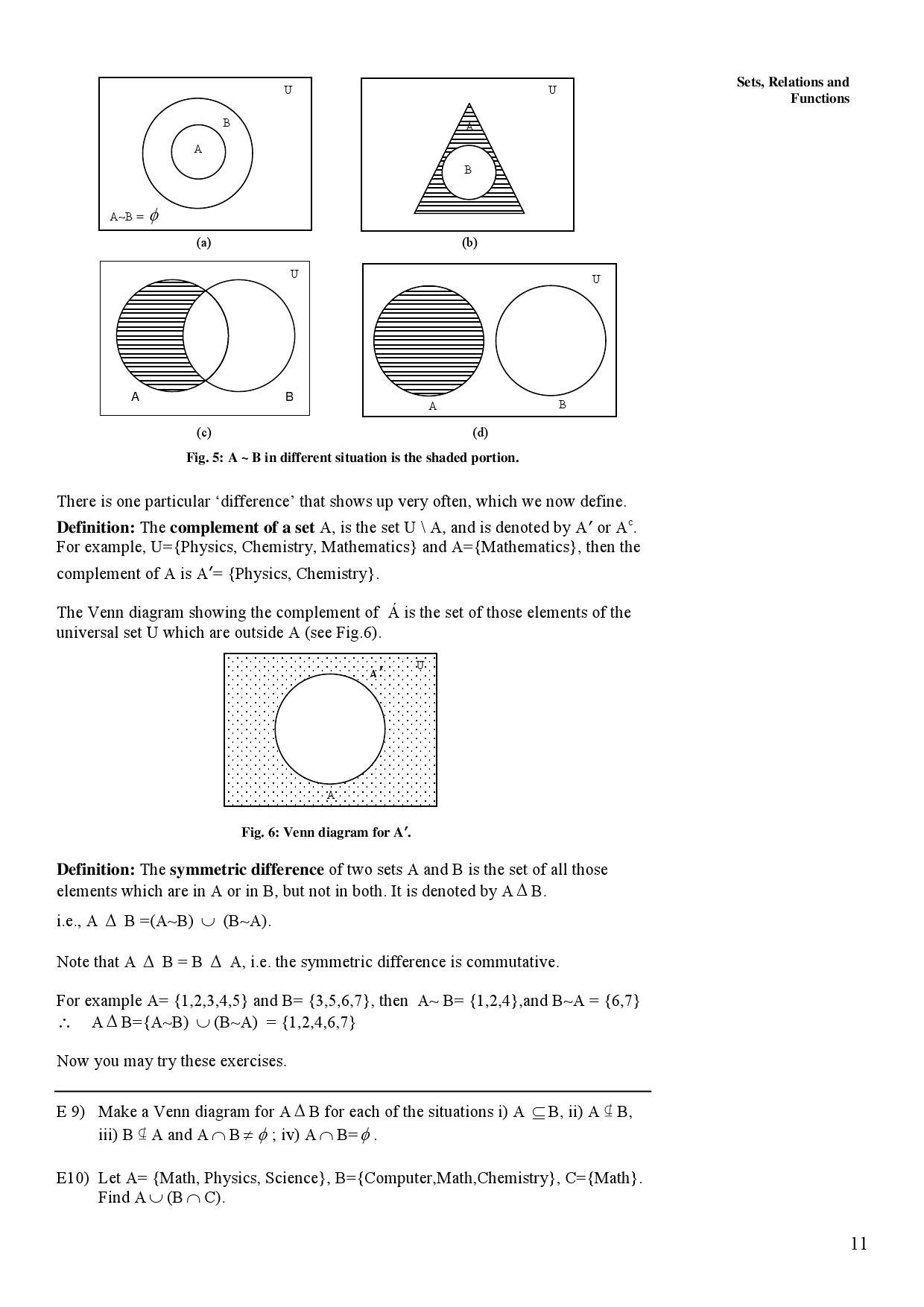 Mcs 013 discrete mathematics block 1 by ignou mca issuu ccuart Image collections