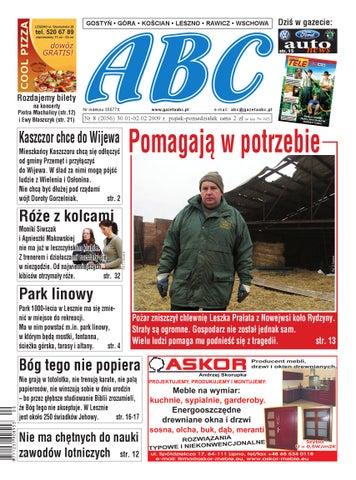 Gazeta Abc 30 Stycznia 2009 By Sekretarz Redakcji Issuu