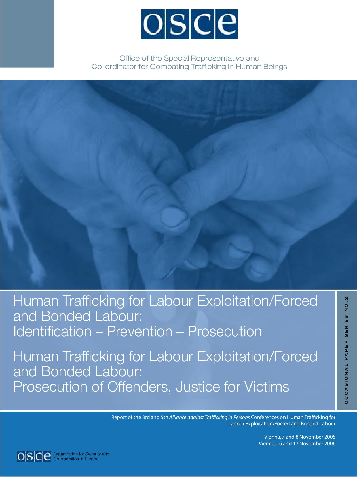 Human Trafficking for Labour Exploitation by OSCE - issuu