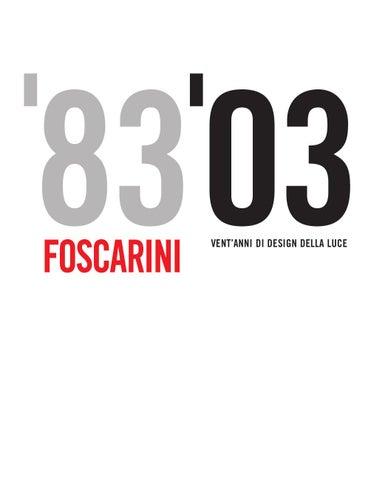 Lampada Plana Foscarini.Monografia It By Foscarini Spa Issuu