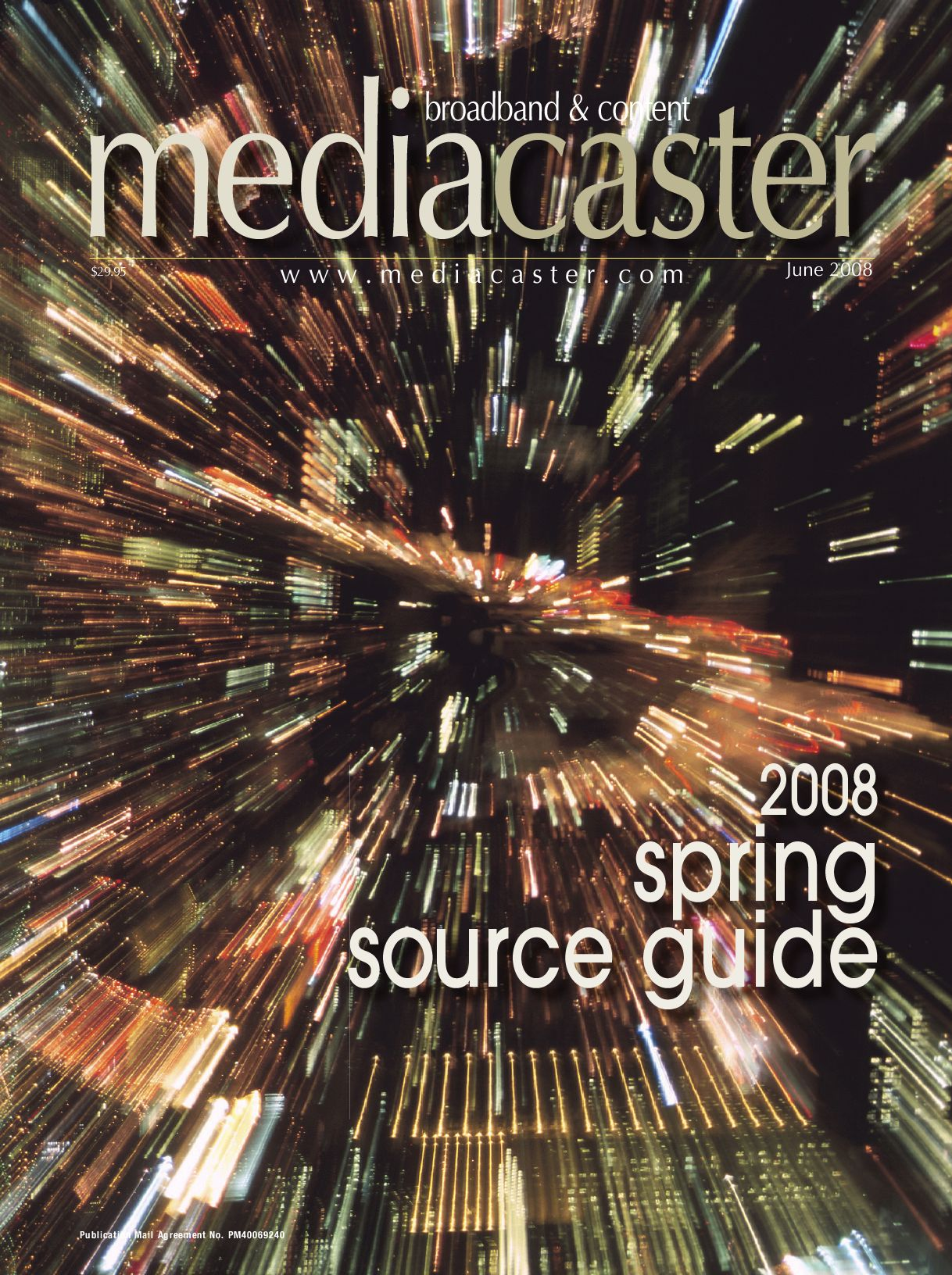 3467b7402a9 Mediacaster Spring Guide 2008 by Annex Business Media - issuu