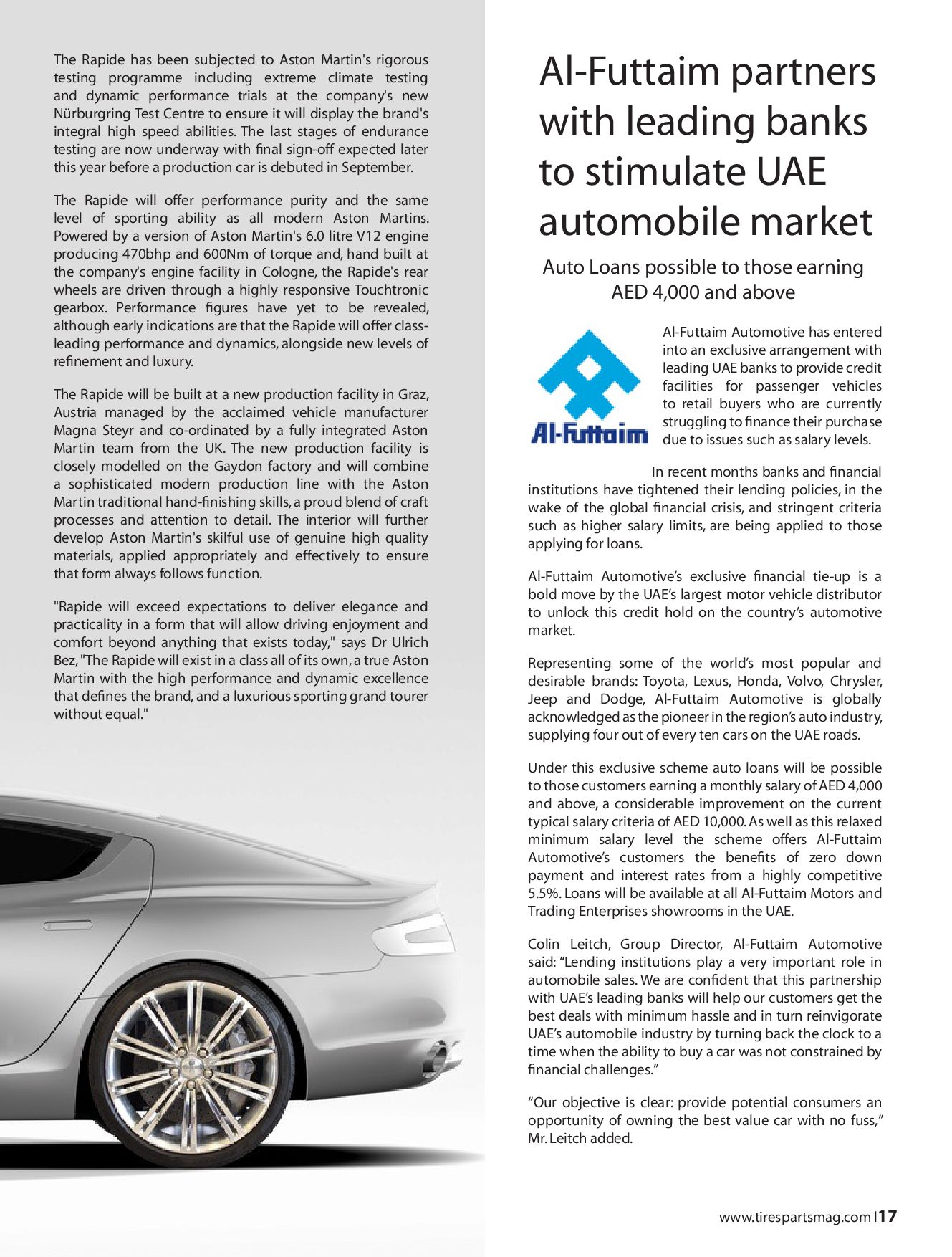 May Tpm By Tires And Parts Magazine Issuu