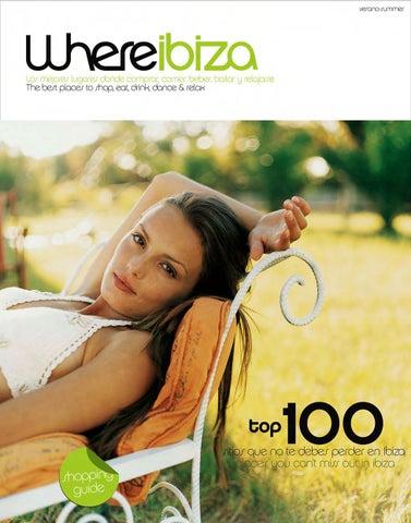a877fc6a6 WhereIbiza Magazine 2008 by Sant Josep Ibiza - issuu