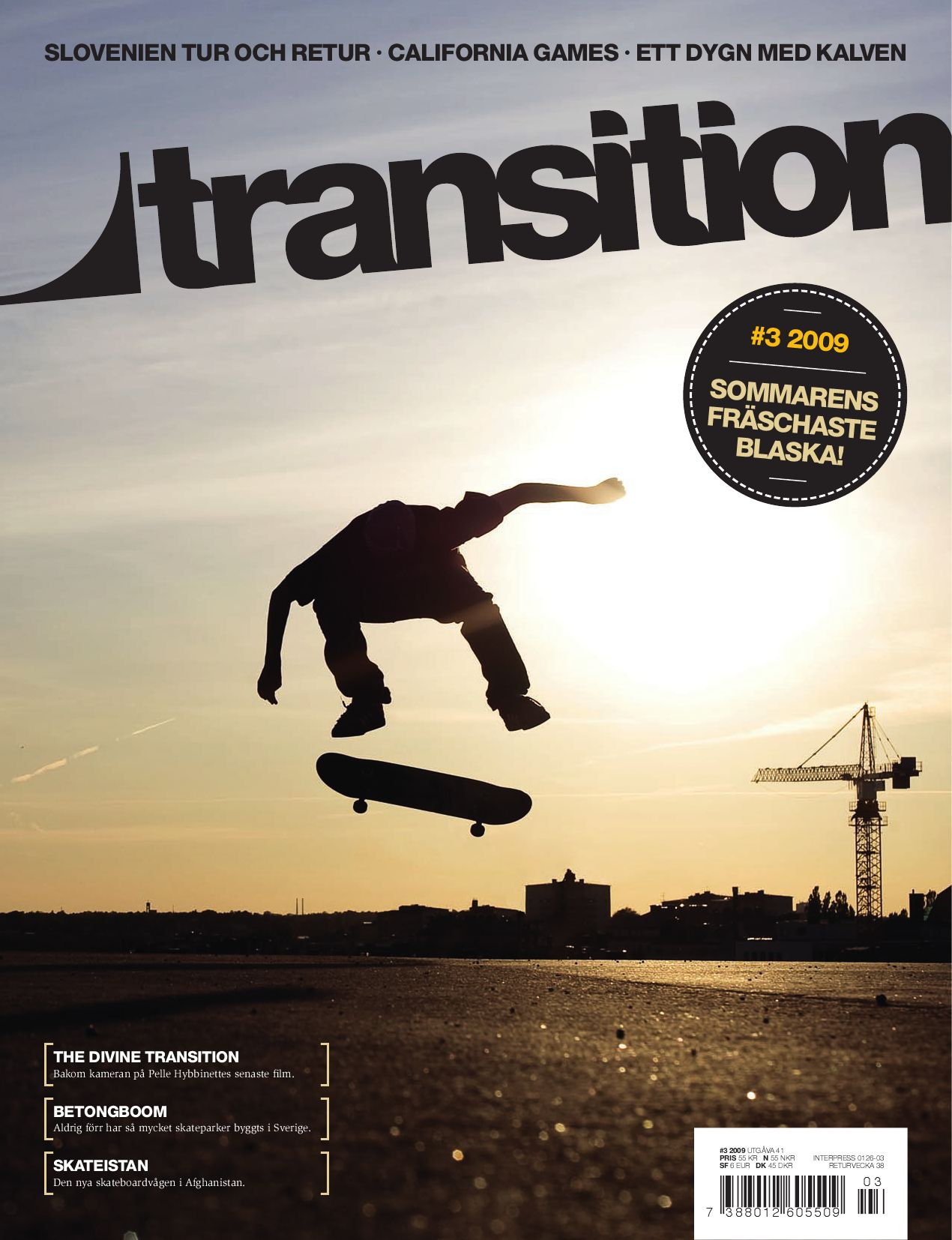 the latest a1aa1 91752 Transition  3 2009 by TRANSITION Magazine - issuu
