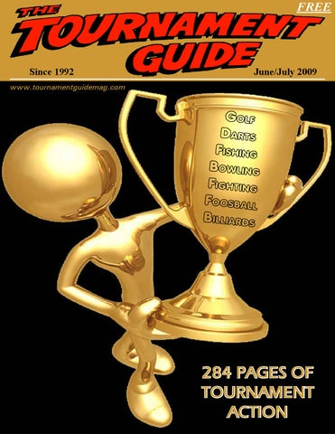 3a39fd24032 The Tournament Guide Magazine - June July 2009