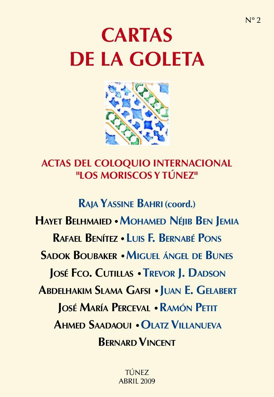 Cartas de la Goleta nº 2 by Biblioteca Tunez - issuu