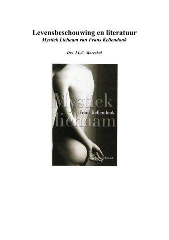Mystiek Lichaam By Thierry Rossen Issuu