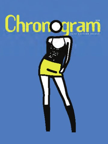 Chronogram May 2006 By Chronogram Issuu