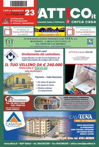 df373b154d Attico Roma NORD by B&P Editori - issuu