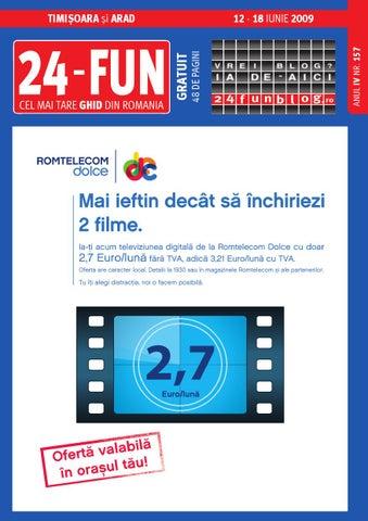 24 Fun Timisoara Arad Nr 157 12 18 Iunie By Atu Advertising