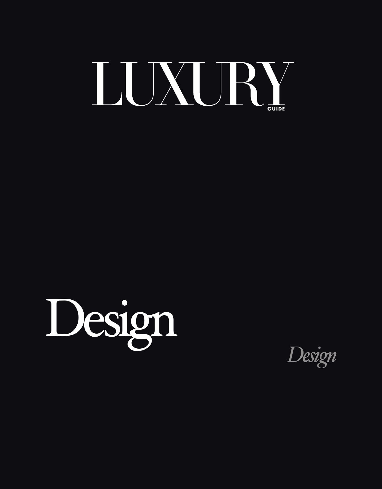LG Design 2009 by Luxury Shopping Guide - issuu 29504e72870