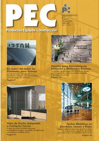 Productos Equipos Construcción by Arte Cemento - issuu 93762763dd94