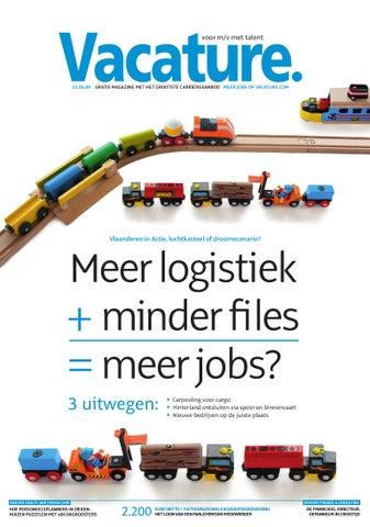 2009 06 13 - Meer logistiek + minder files   meer jobs  by Jobs ... e96e7dd1a3f
