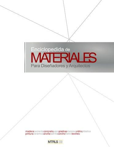 enciclopedia de materiales by jaime Ayala - issuu
