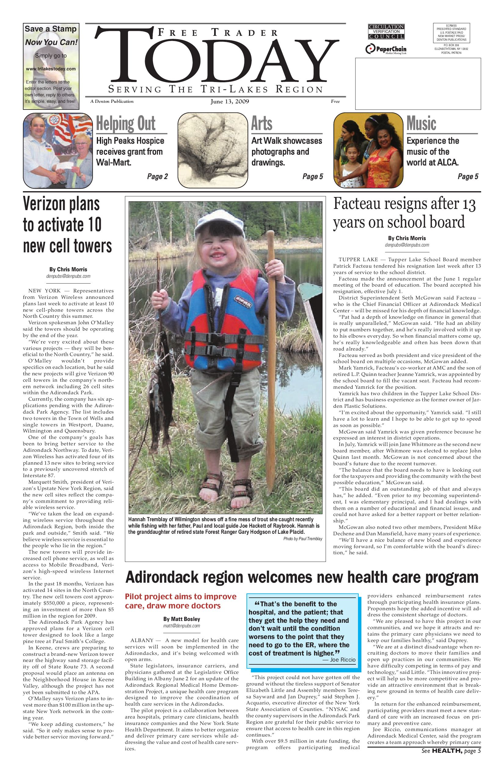 Trilakes Today 06 13 09 By Sun Community News And Printing Issuu