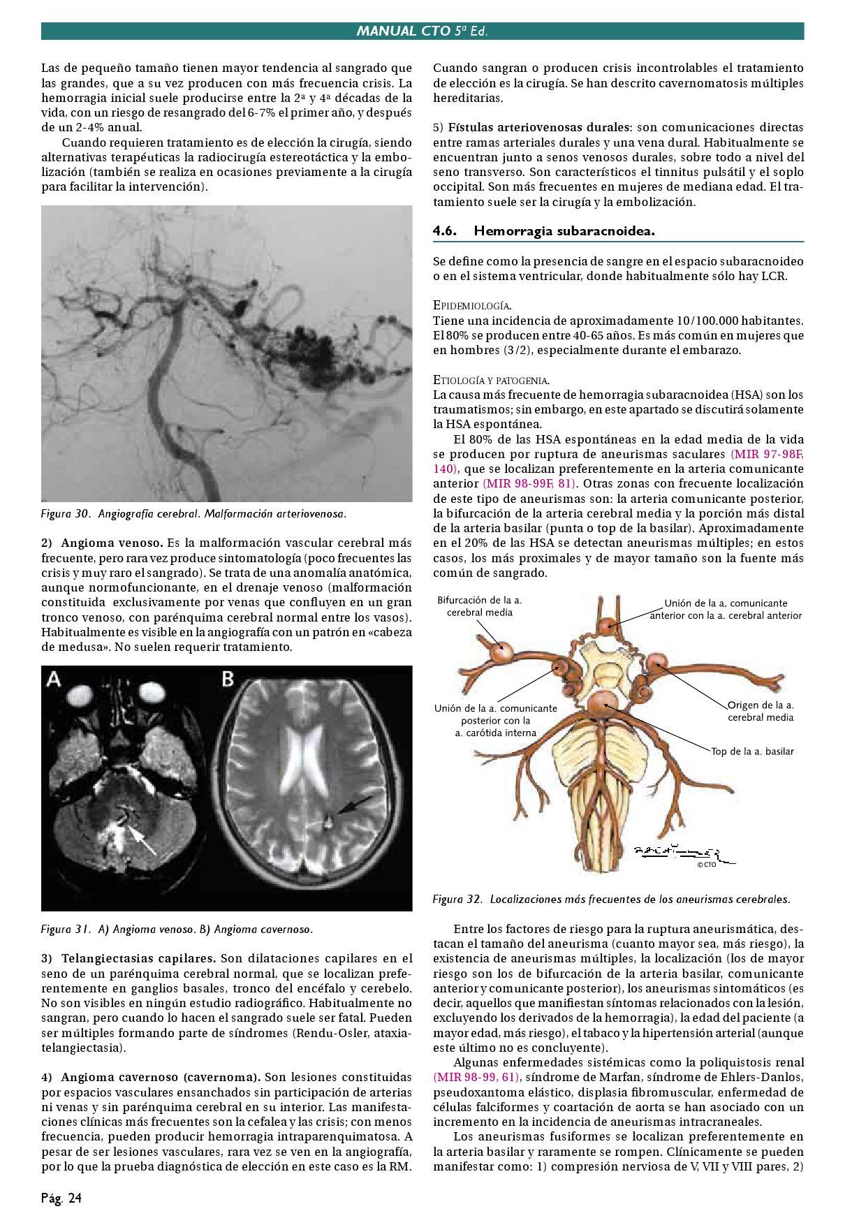 La vascular malformación de etiología