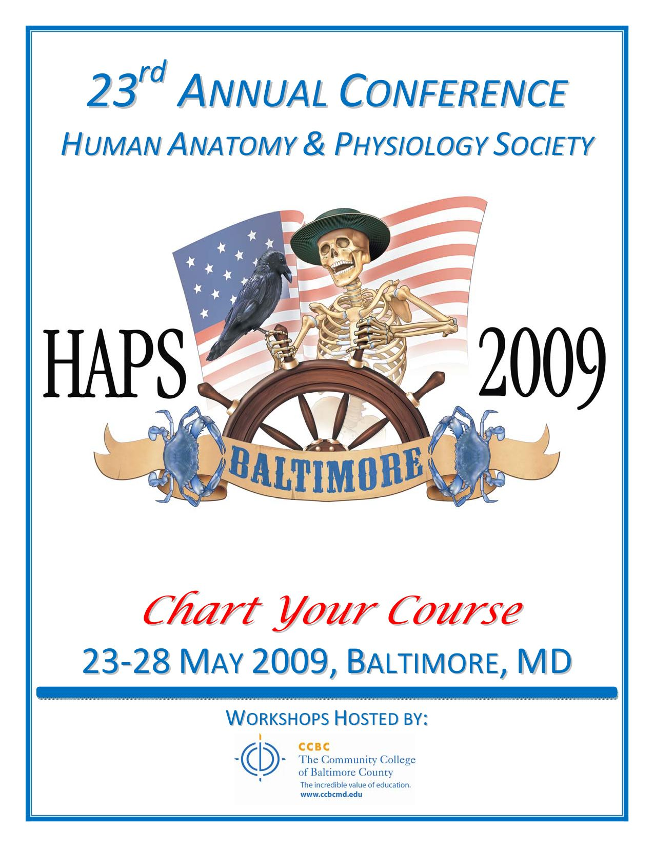 HAPS 23rd Annual Conference Program By Robin Hurst Issuu