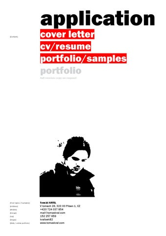 Tom 225 Kr 225 L Cv Resume Architectural Portfolio Samples