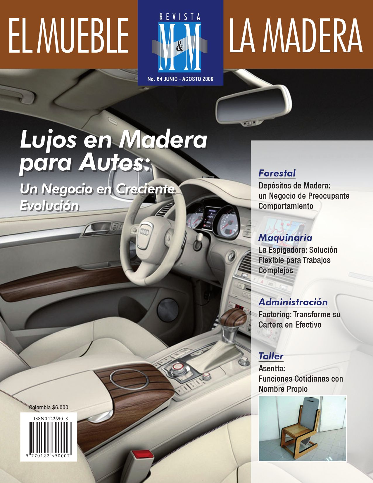 Revista M M No. 64 by Arbol de Tinta - issuu a597cfba93a3