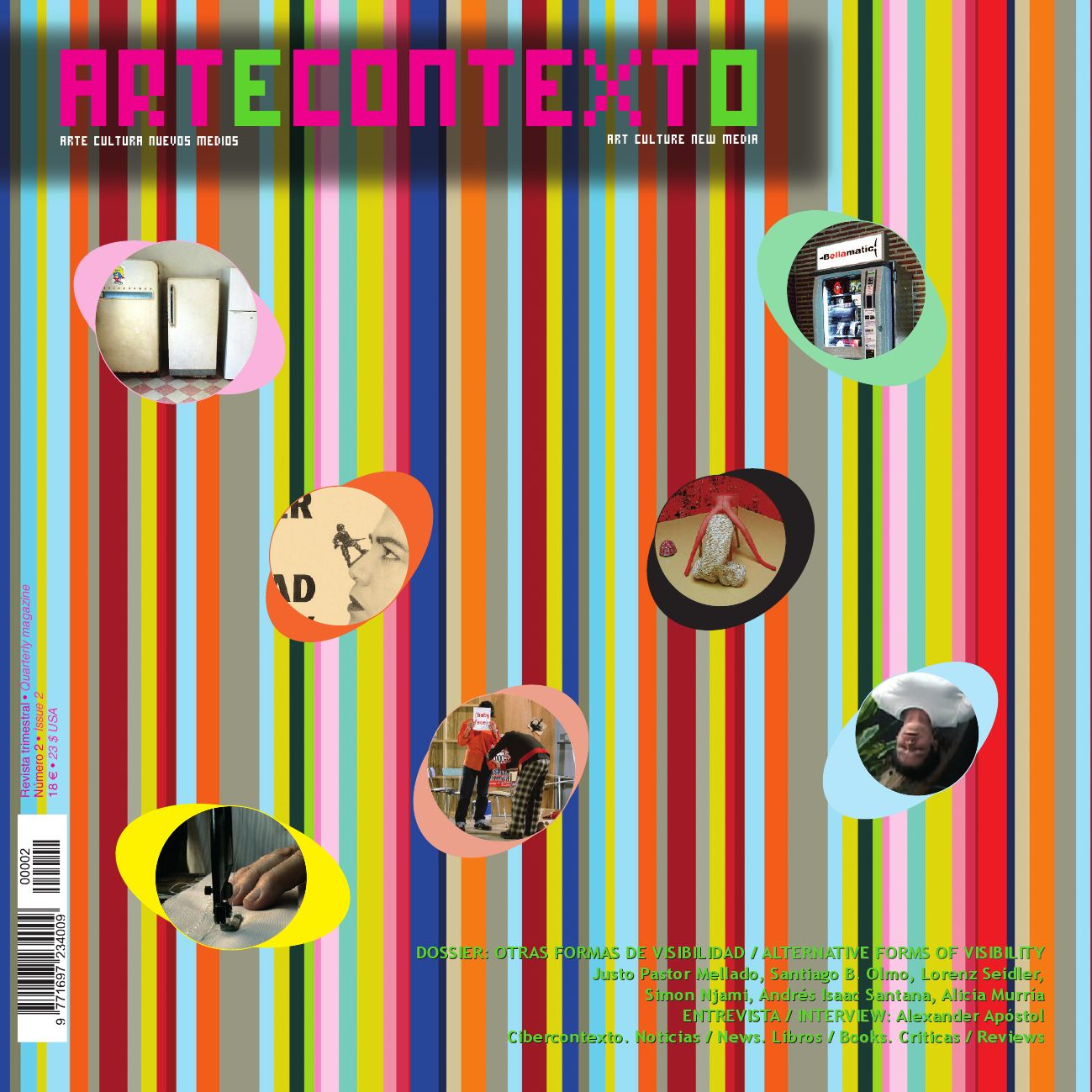 ARTECONTEXTO Nº2 by ARTEHOY Publicaciones y Gestion SL - issuu