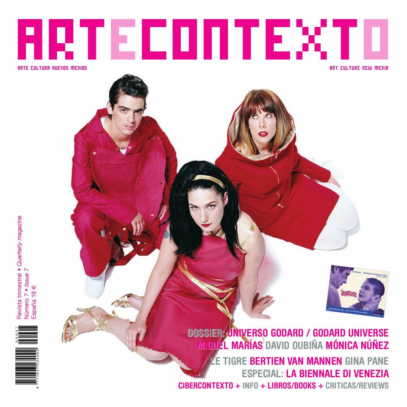 ARTECONTEXTO Nº7 by ARTEHOY Publicaciones y Gestion SL - issuu 883ef13e88172