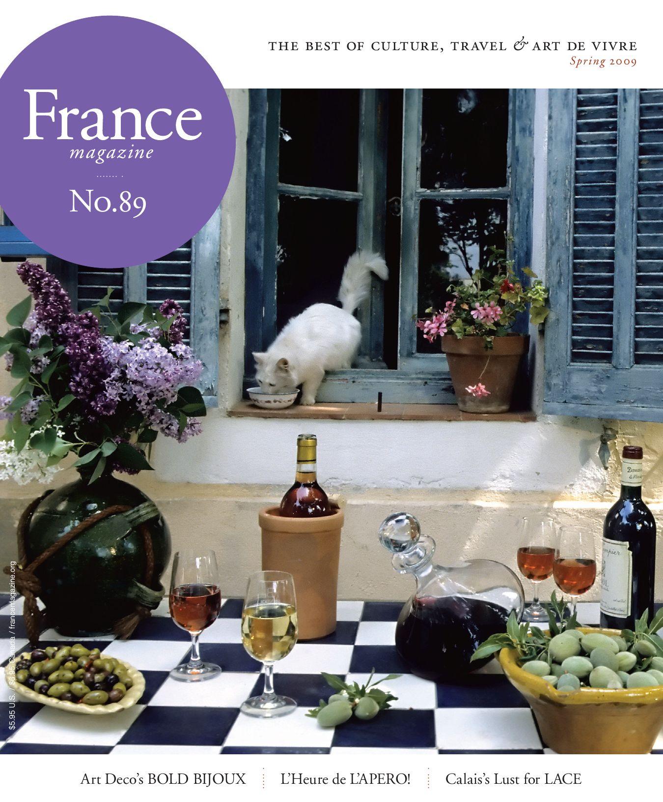 Festival Des Jardins Chaumont Sur Loire 2009 france magazine #89 - spring 2009france magazine - issuu