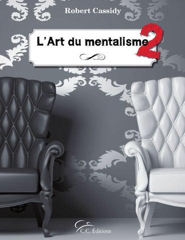 LArt Du Mentalisme 2 By Cc Editions