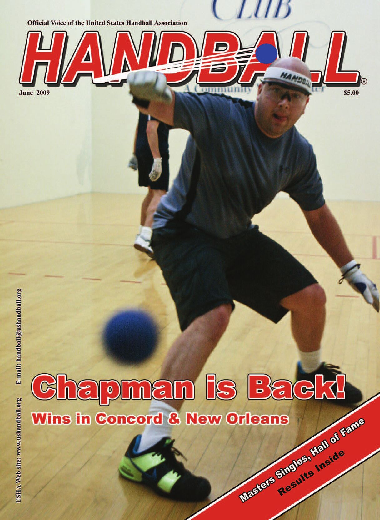 Handball June 09 by bryan tler - issuu