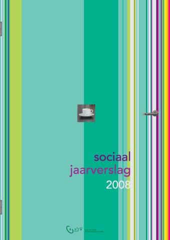 Svb Jaarverslag 2008 By Han Sinke Issuu
