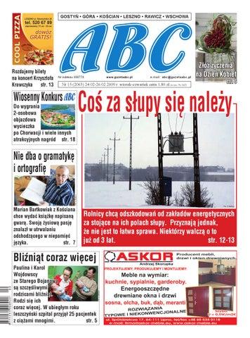 Gazeta Abc 24 Lutego 2009 By Sekretarz Redakcji Issuu