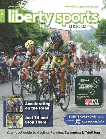 fd2721bc6 June   July 2009 Liberty Sports Magazine by Liberty Sports Magazine ...