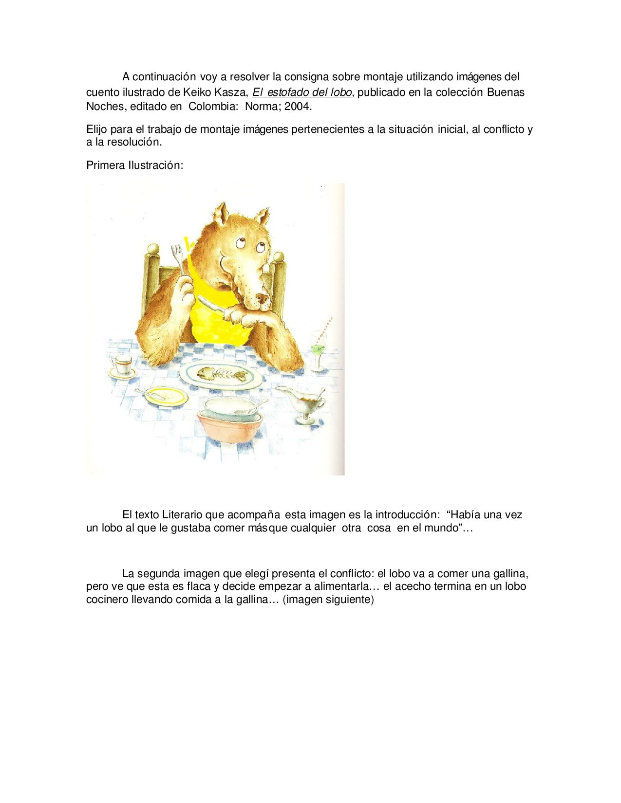 cuentos buenas noches keiko kasza pdf