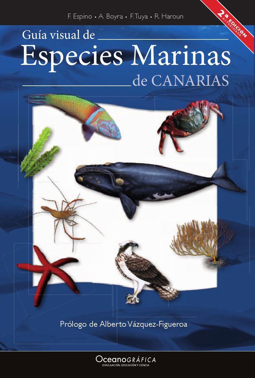 Guia visual de especies marinas de canarias by - Guia de tenerife pdf ...