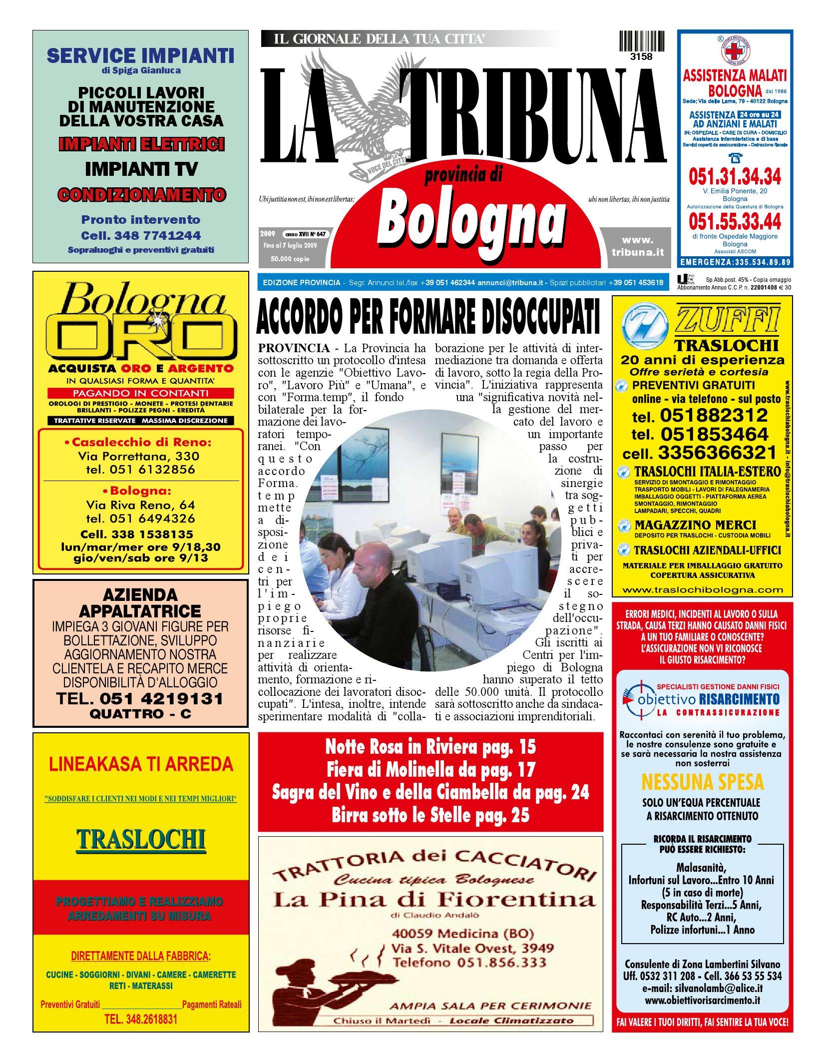 Tribuna 647 by La Tribuna srls issuu