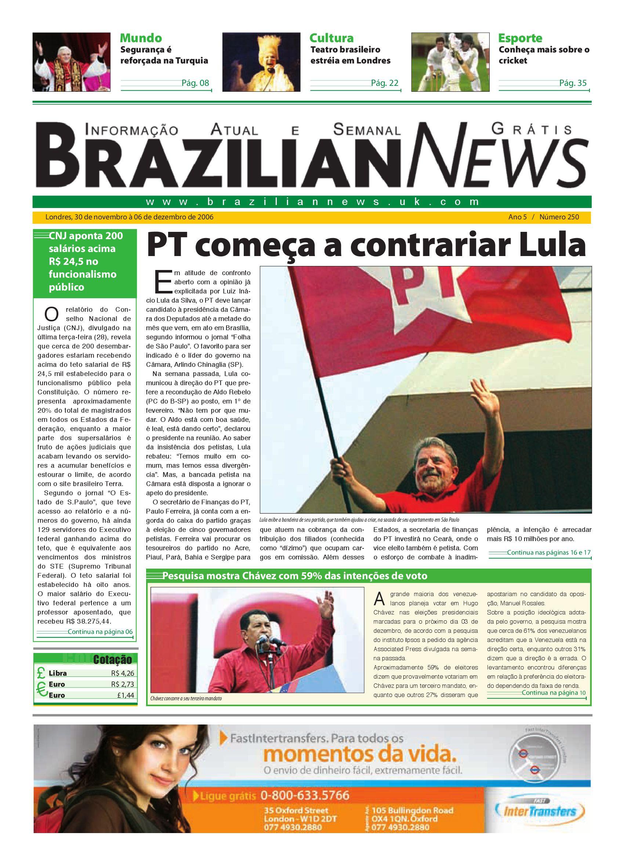 2dcaff2d23 BrazilianNews 250 London by Express Media World - issuu