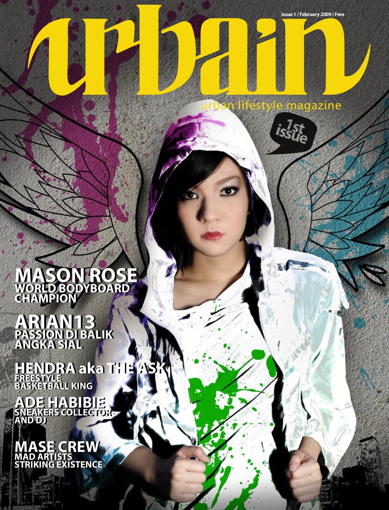 Urbain Magazine By Tyara P Hansel Issuu