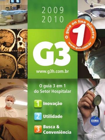 5126b3c37465a Anuario G3 hospitalar by victor skrabe - issuu
